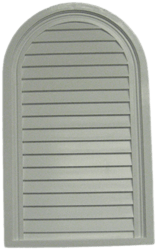 Round Top Louver Series