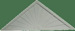 Triangle Sunburst Series